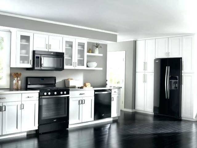 kitchen with black appliances black appliances kitchen ideas photo black friday kitchenaid appliances