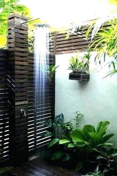 outdoor shower company outdoor shower company hot cold wall mount shower  with single outdoor shower company