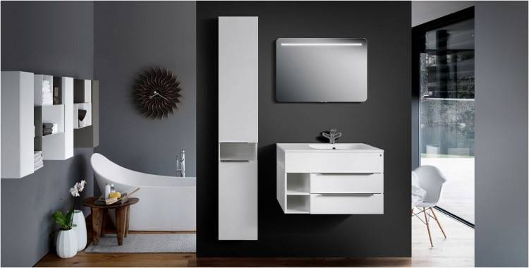 Roca are considered to be the makers of everything for bathrooms and the  quality range of products include baths and basins, taps and showers,