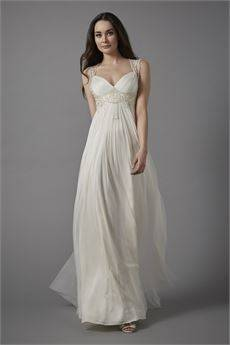 Greek Style Wedding Dresses by Alfred Angelo | Confetti
