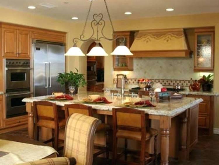 italian themed kitchen