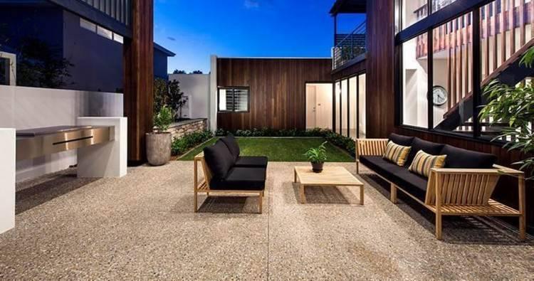 outdoor living ideas area australia