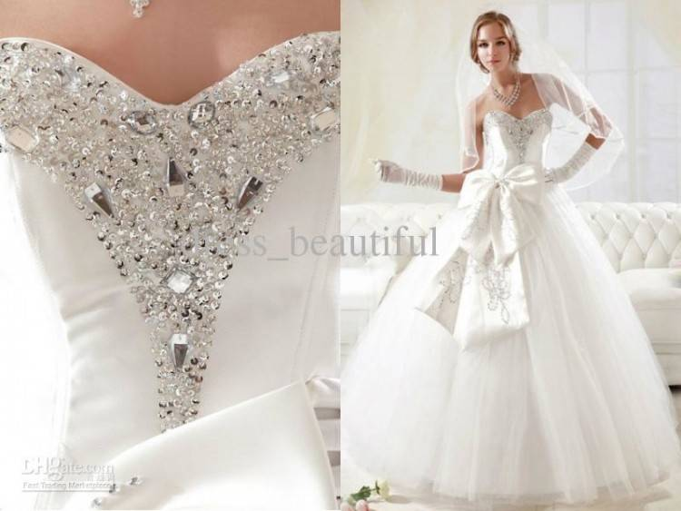 NEW Full Lace European And American Ball Gown Wedding Dress Cinderella Off Shoulder Classic Wedding Dresses Bridal Dresses Online Cheap Lace Wedding Dresses