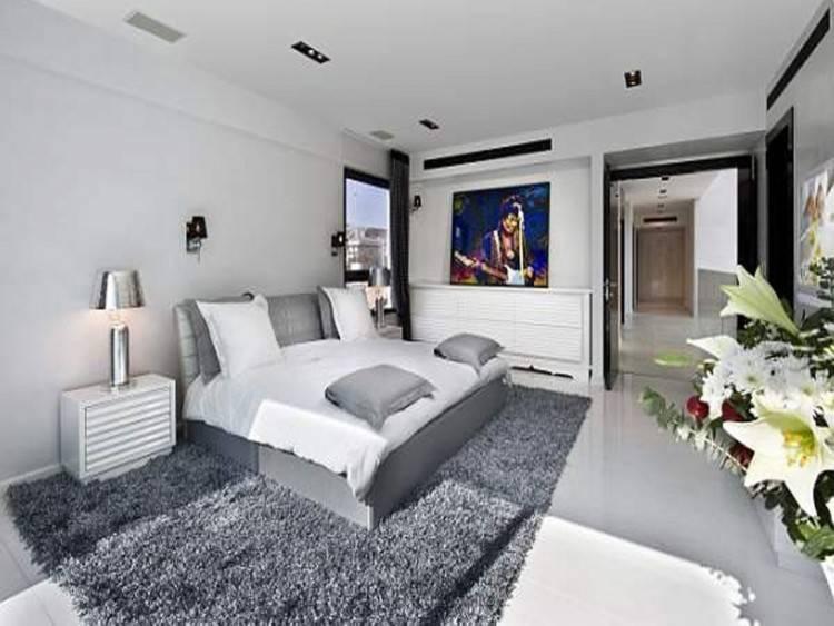 Gray Wall Bedroom Ideas Grey Stunning Inside Fantastic Bedroom Gray