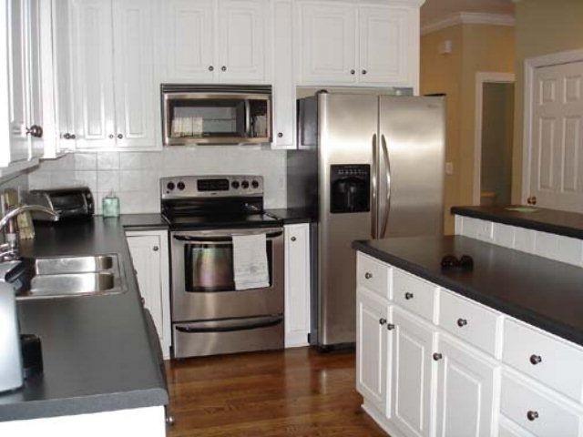 Medium Size of Kitchen:kitchens With Black Stainless Steel Appliances Black Stainless Steel Appliances Steel