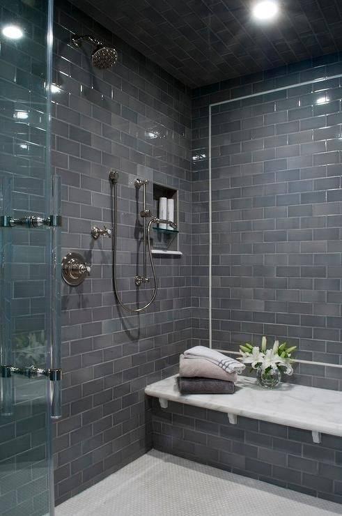 small shower tile