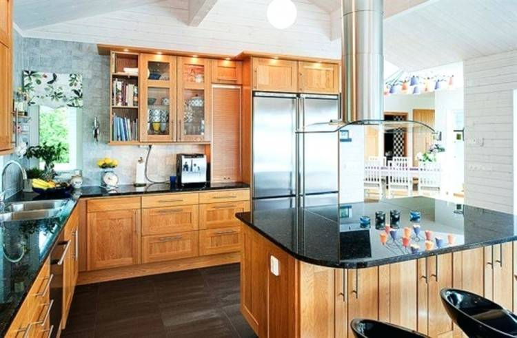 Depending on the structure of your house, galley kitchen is the best option before you think about remodeling