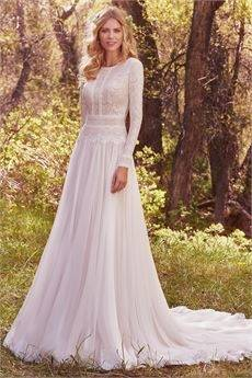 ivory vintage style tea length wedding dress, 1950s inspired short wedding  dresses