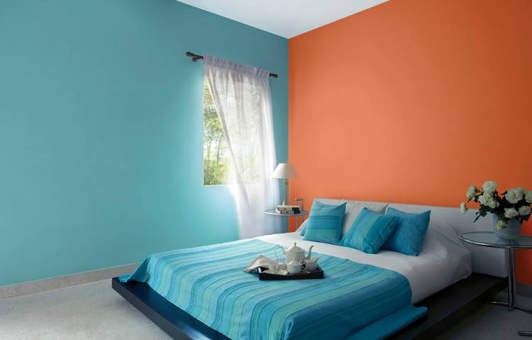 house bedroom painting designs