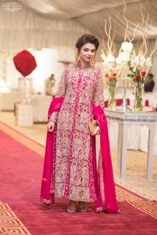 Wedding Wear Desgner Sharara Style Pakistani Suit 100679