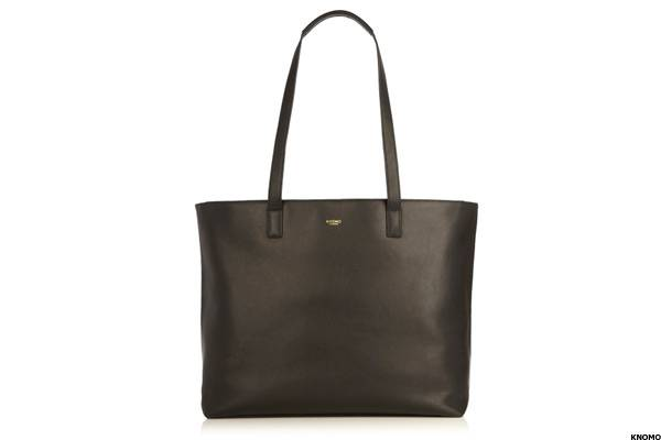 The bag that I've been using is the Knomo Silvi Cross Body in soft leather