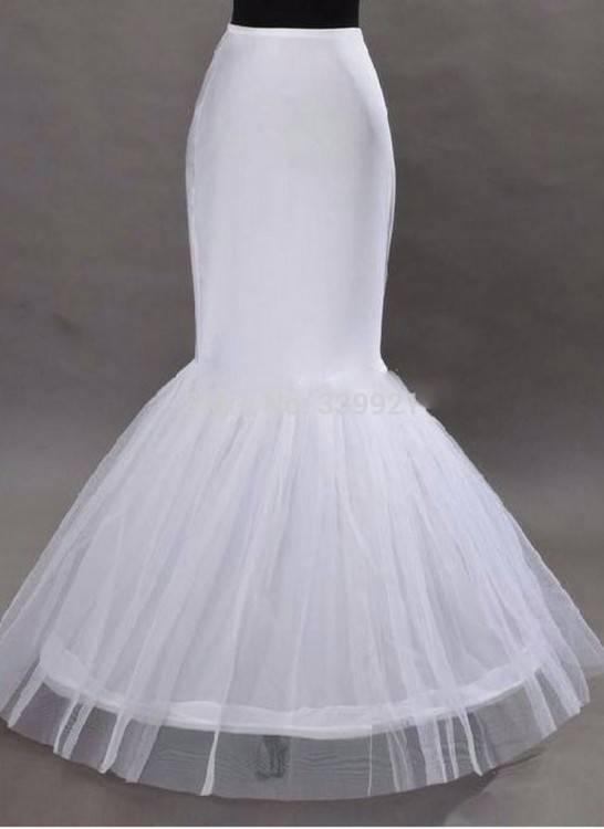 Luxurious Western Style Puffy Elastic Waist Ball Gown Wedding Petticoat 6 Hoops For Bride Dress QC05 Hooped Petticoats Lace Petticoats From Lily1111,