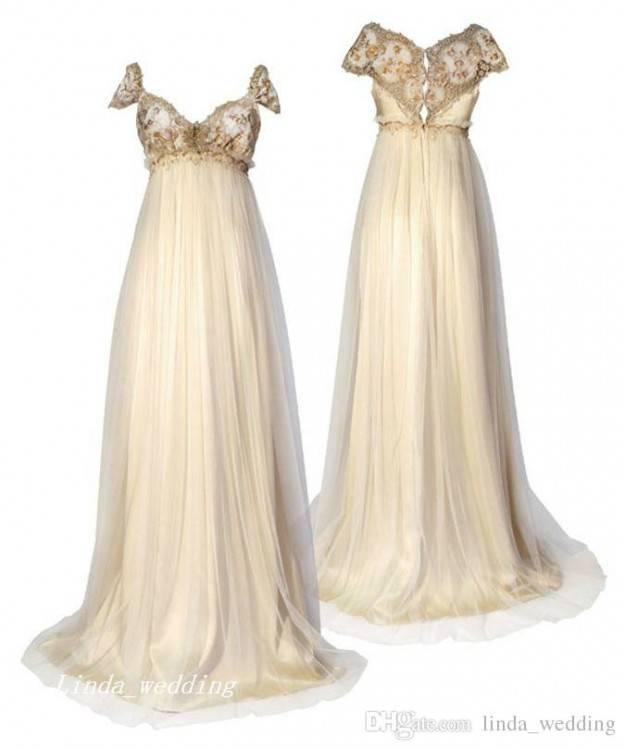 Regency Organza Style 6553 Traditional Wedding Dress