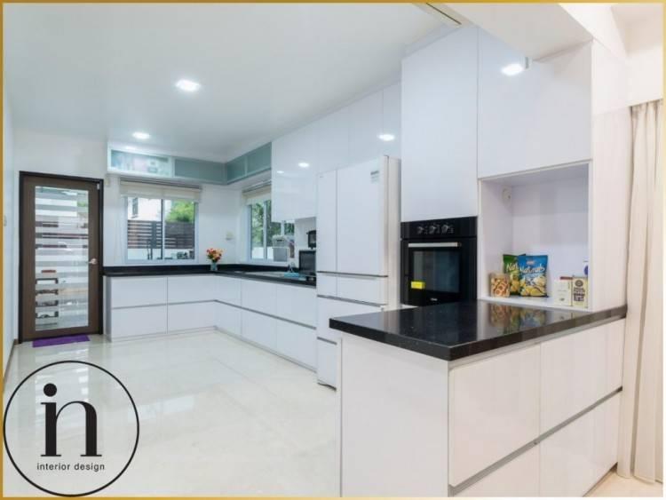 Singapore kitchen design
