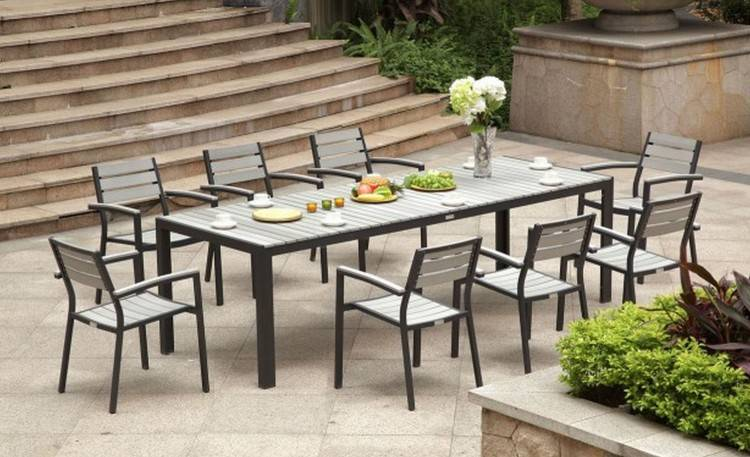 Contemporary Outdoor Dining Furniture Ikea