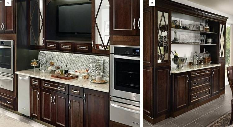 beautiful kraftmaid cabinets love the sage green color of the cabinets