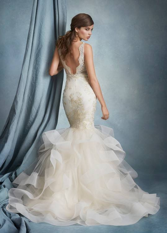 Lazaro Style 3605 Bridal Gown