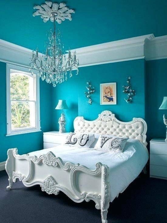 brown and turquoise bedroom room decor