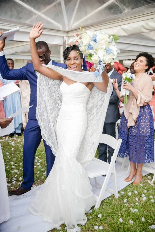 Bellanaija Weddings Lace Evening Dress Sheath Asoebibella Luxury Fabrics  Prom Dresses Evening Nigerian Lace Styles Asoebi Evening Dress 2014 Evening  Dresses