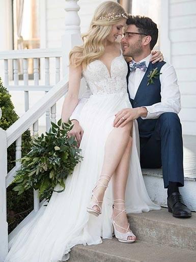 Elegant Second Wedding Dress Ideas