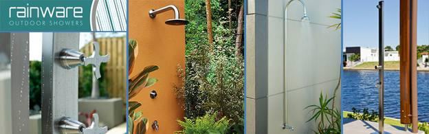 Brighton Stainless Steel Outdoor Shower