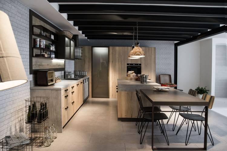 loft kitchen ideas