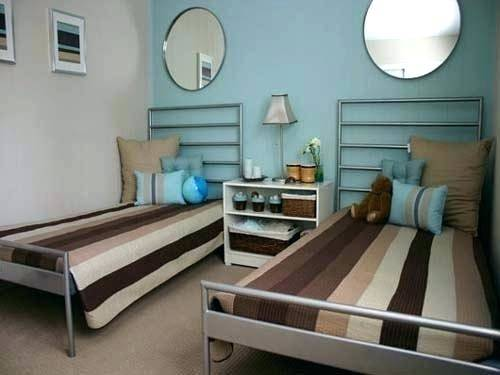three beds in one room hotel vision 3 single beds in one room bedroom decor ideas