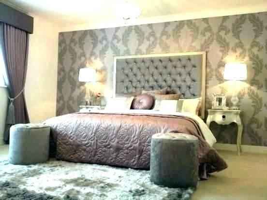 plum bedroom decor