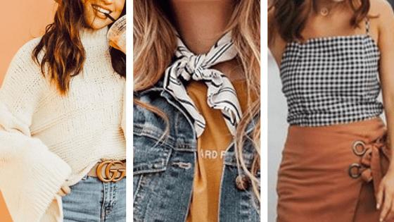 Fashion Trends Teens