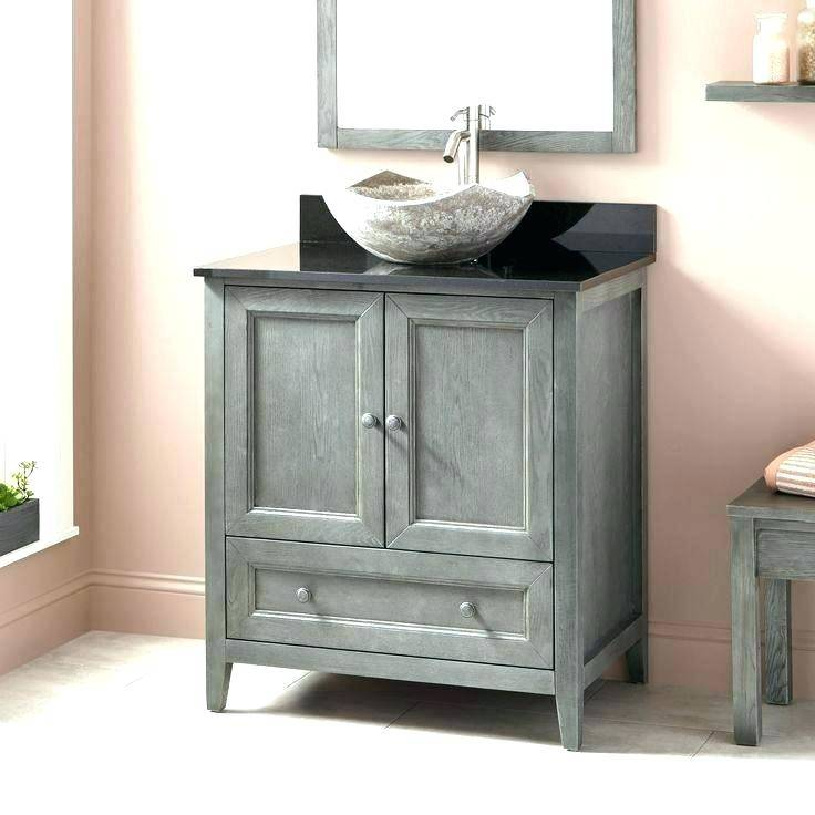 Interesting Bathroom Cabinets For Vessel Sinks with Best 25 Vessel Sink Vanity Ideas On Pinterest Small