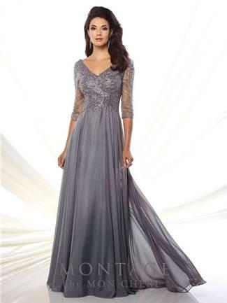 Full length wide neck dress