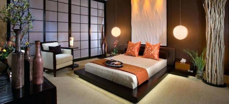 living room decoration japanese design ideas