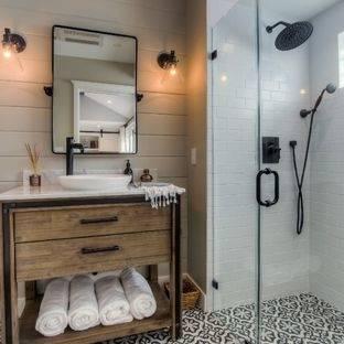 tiled shower ideas