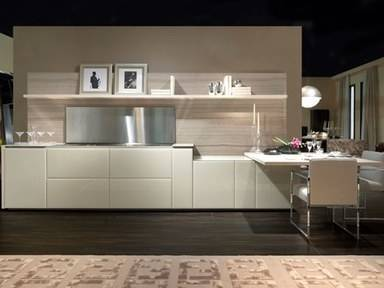 Flat Panel Cabinet Styles by Dura Supreme Cabinetry