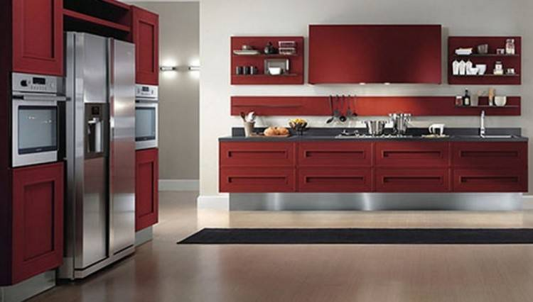 Italian kitchen cabinets – modern and ergonomic kitchen designs