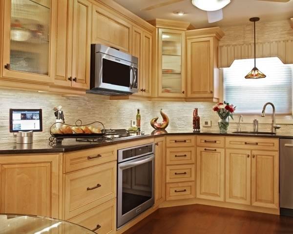 Paint Colors With Medium Oak Cabinets Kitchen Paint Colors throughout Kitchen  Ideas With Oak Cabinets