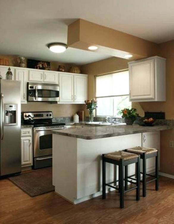 Interior Home Small Kitchens Pictures Kitchen Design Storage Organization |  Psychefolk