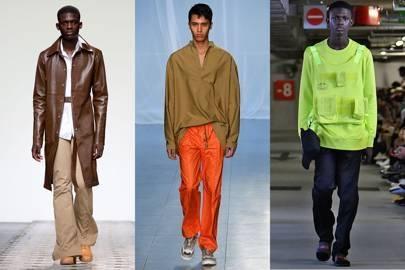 A + A Men's Fashion Trends