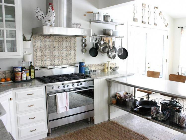 kitchen remodeling design with oak island and granite countertops ideas images