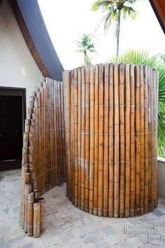 Outdoor Bathrooms · Outdoor Rooms · Outdoor Showers