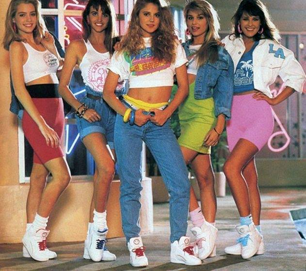 '80s fashion trends and how to wear them now