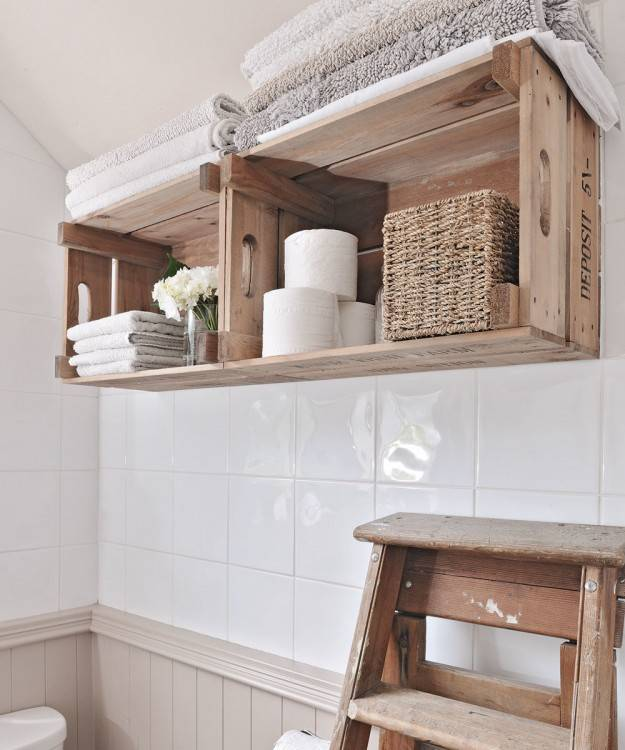 Interesting Decoration Bathroom Open Shelving Unit 15 Exquisite  Bathrooms That Make Use Of Open Storage Throughout Incredible Ideas