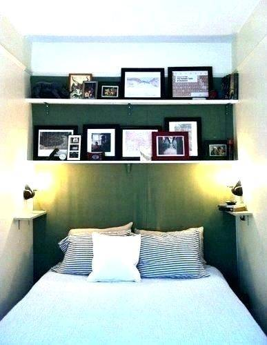 But check out how great a compact bedroom can be!