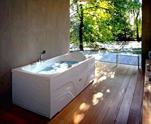 glamorous small bathroom