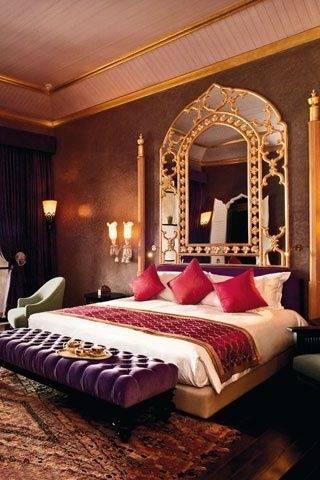 indian bedroom decorating ideas