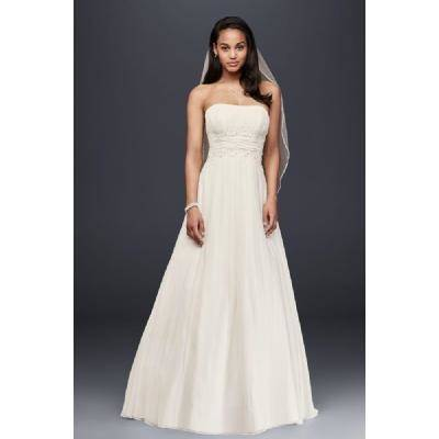 Sometimes, petite women have to work harder to find exceptional evening  dresses and wedding gowns that are designed for their smaller proportions