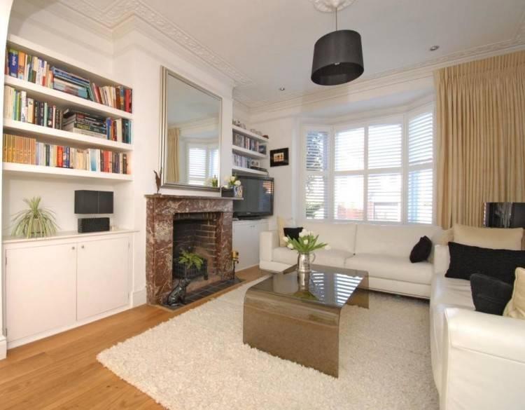 victorian house decor living