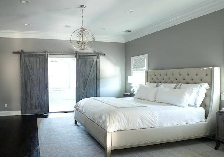 grey bedroom walls ideas