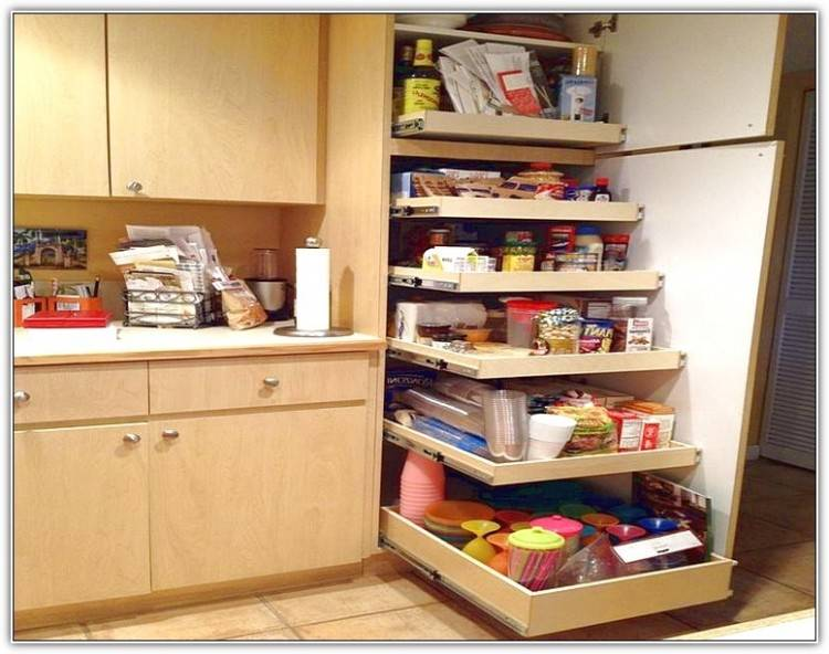 5 Solutions For Your Corner Cabinet Storage Needs