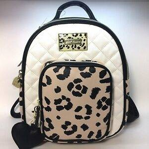 Women Women Black Solid Backpack
